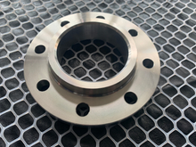 Stainless Steel SS304/SS316 Forged Steel Slip-on Flange CDSO042