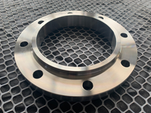 DIN stainless steel slip on raised face flange CDSO028